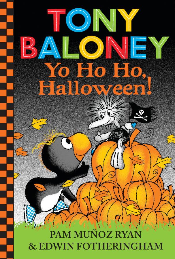 Pam Muñoz Ryan - Tony Baloney Yo Ho Ho, Halloween!