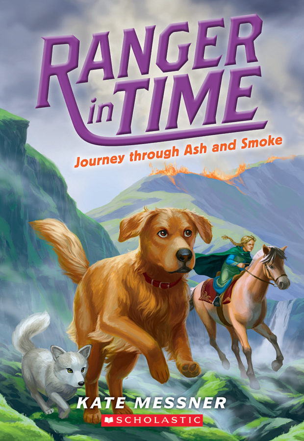 Kate Messner - Journey through Ash and Smoke
