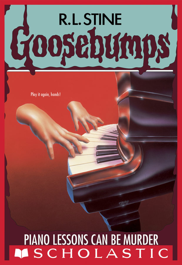 R. L. Stine - Piano Lessons Can Be Murder