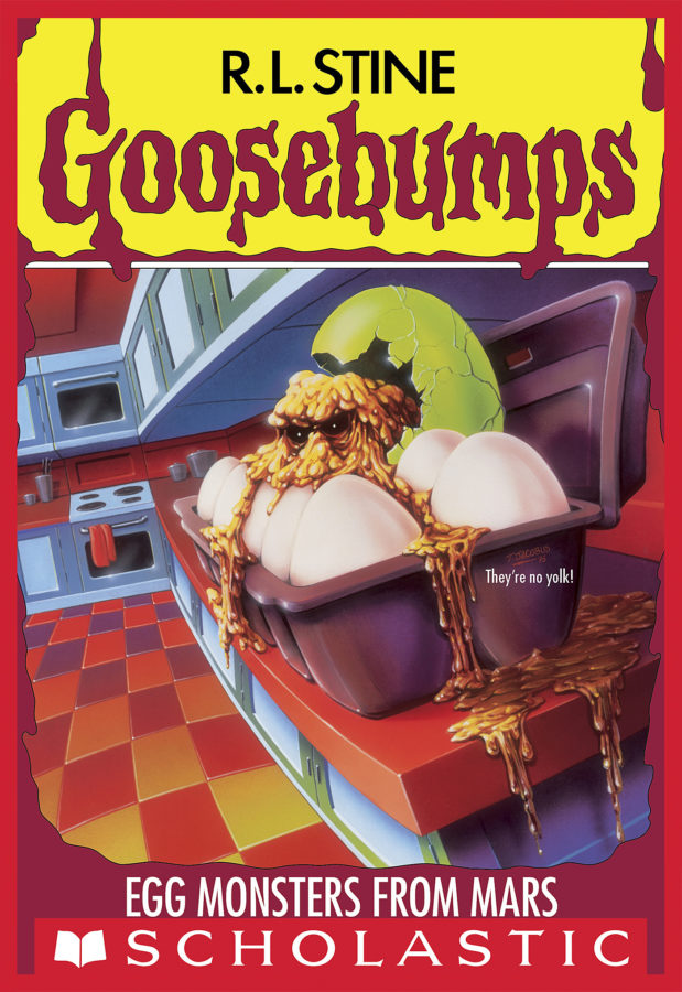 R. L. Stine - Egg Monsters from Mars