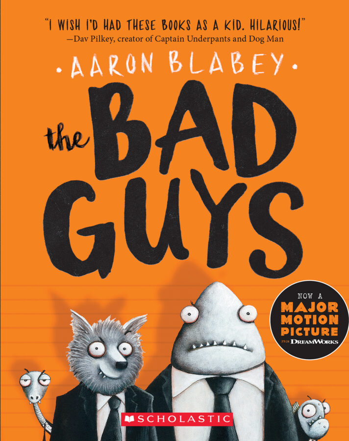Aaron Blabey - The Bad Guys