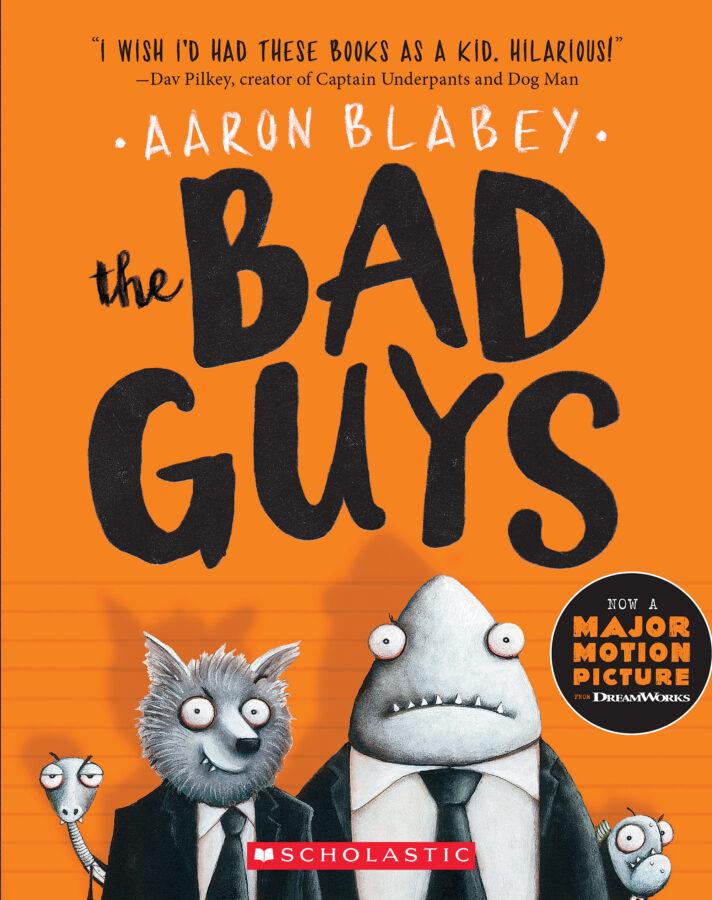 Aaron Blabey - The Bad Guys
