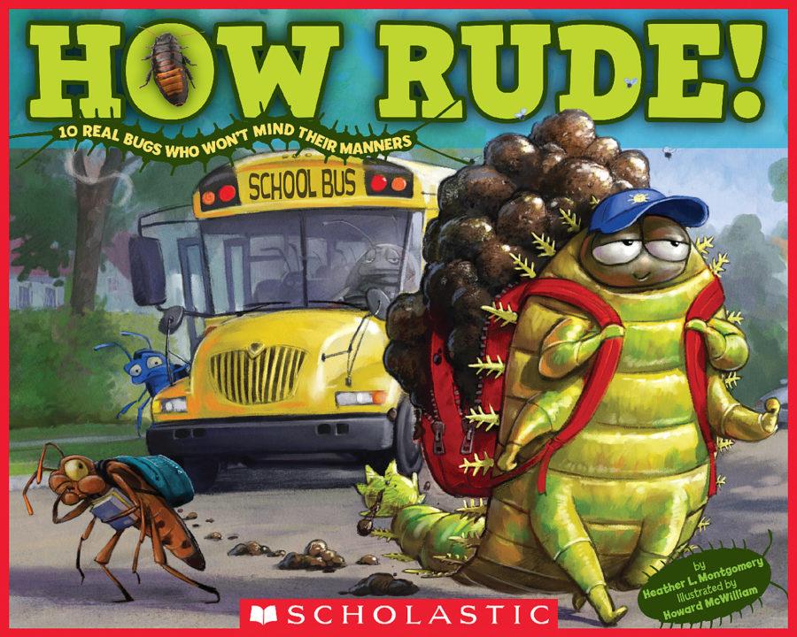 Heather Montgomery - How Rude!
