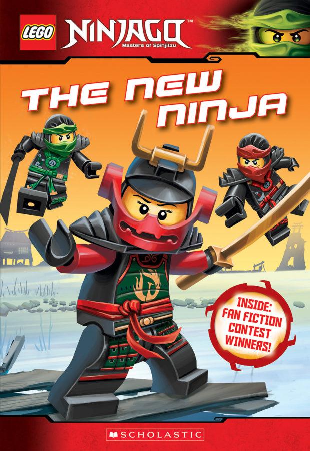 Scholastic - LEGO NINJAGO: The New Ninja (Chapter Book #9)