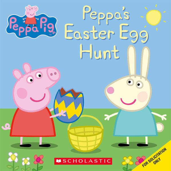 Scholastic - Peppa's Easter Egg Hunt