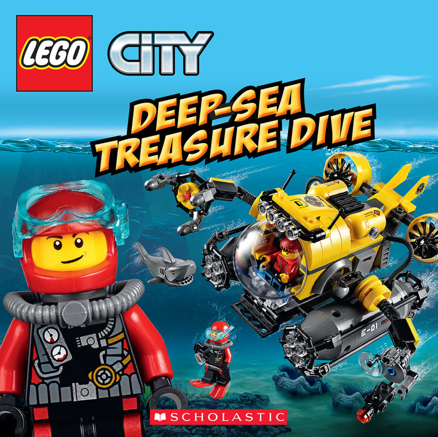 Trey King - Deep-Sea Treasure Dive