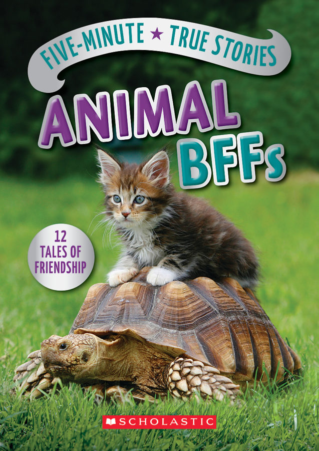 Aubre Andrus - Five-Minute True Stories: Animal BFFs