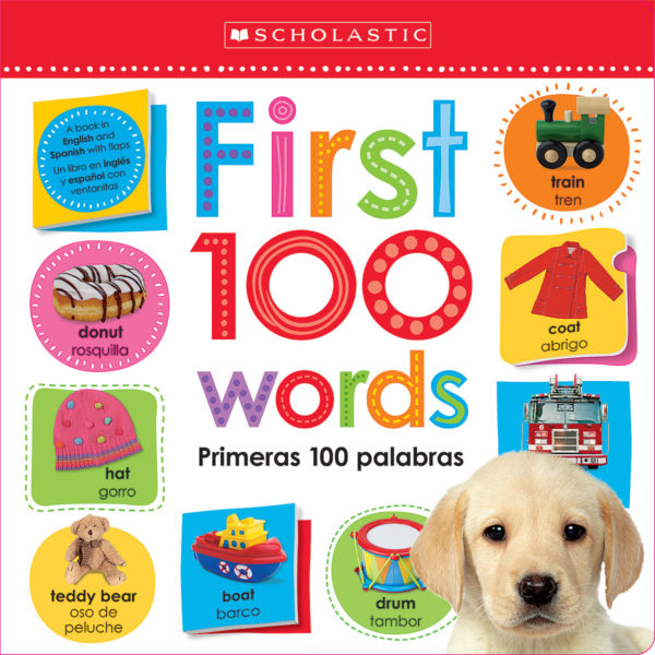 Scholastic - First 100 Words