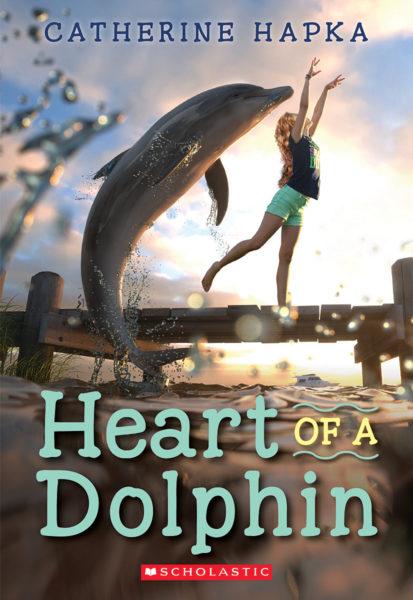 Catherine Hapka - Heart of a Dolphin