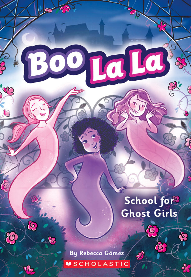 Rebecca Gómez - School for Ghost Girls