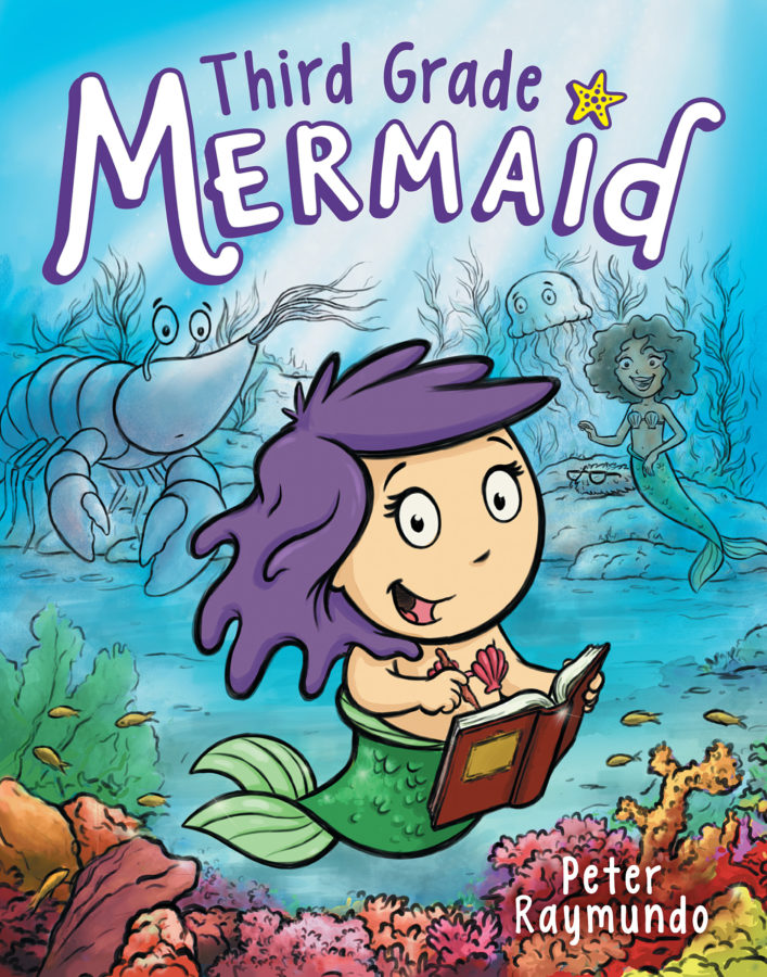 Peter Raymundo - Third Grade Mermaid