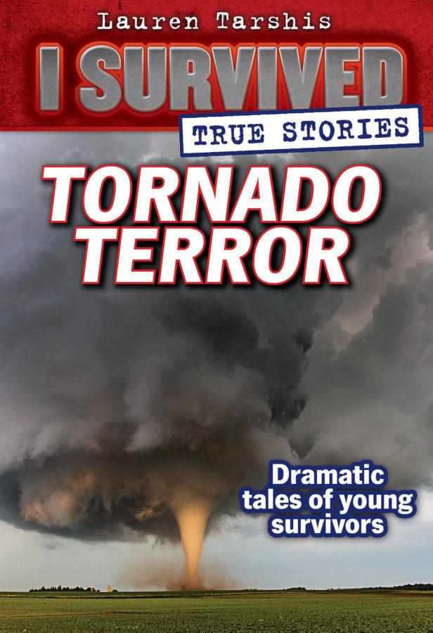 Lauren Tarshis - Tornado Terror