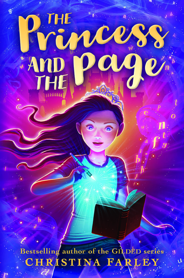 Christina Farley - The Princess and the Page