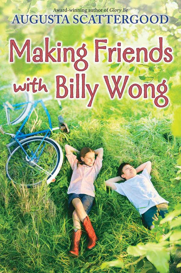 Augusta Scattergood - Making Friends with Billy Wong
