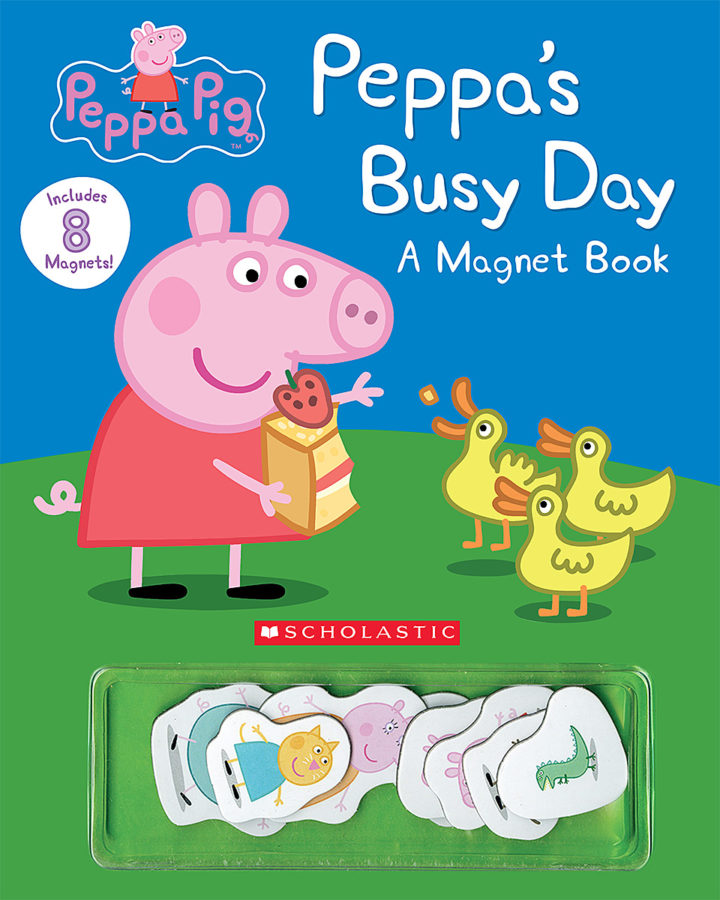 Scholastic - Peppa's Busy Day