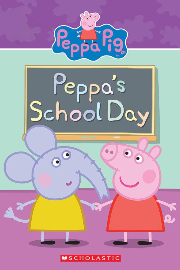 Meredith Rusu - Peppa's School Day