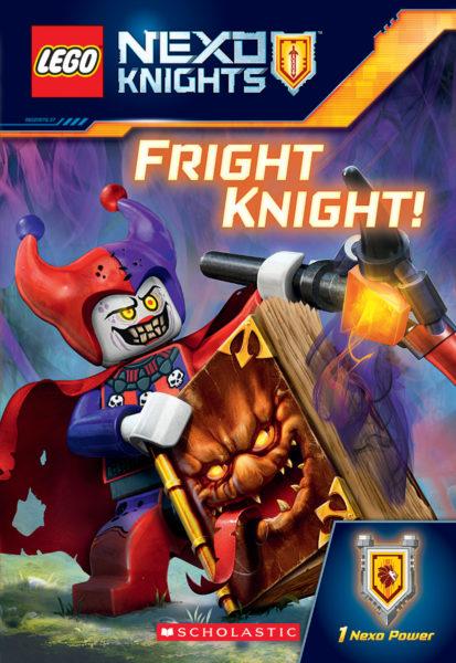 Kate Howard - Fright Knight!