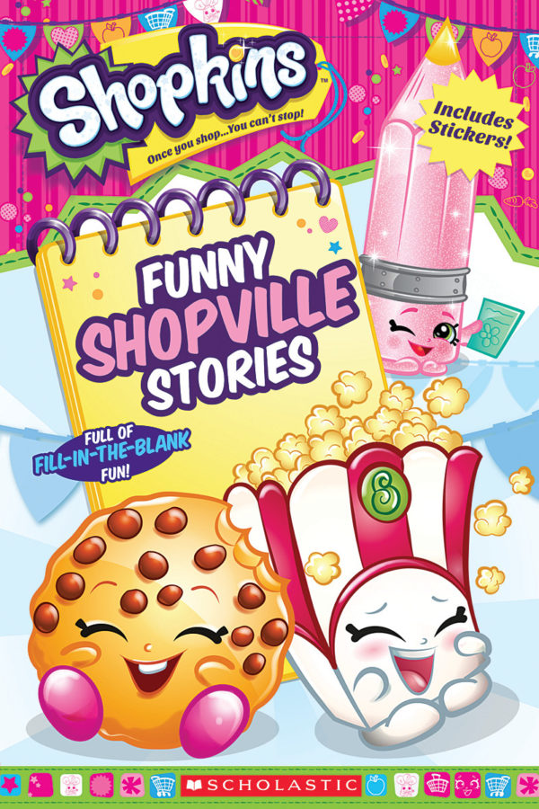Scholastic - Funny Shopville Stories