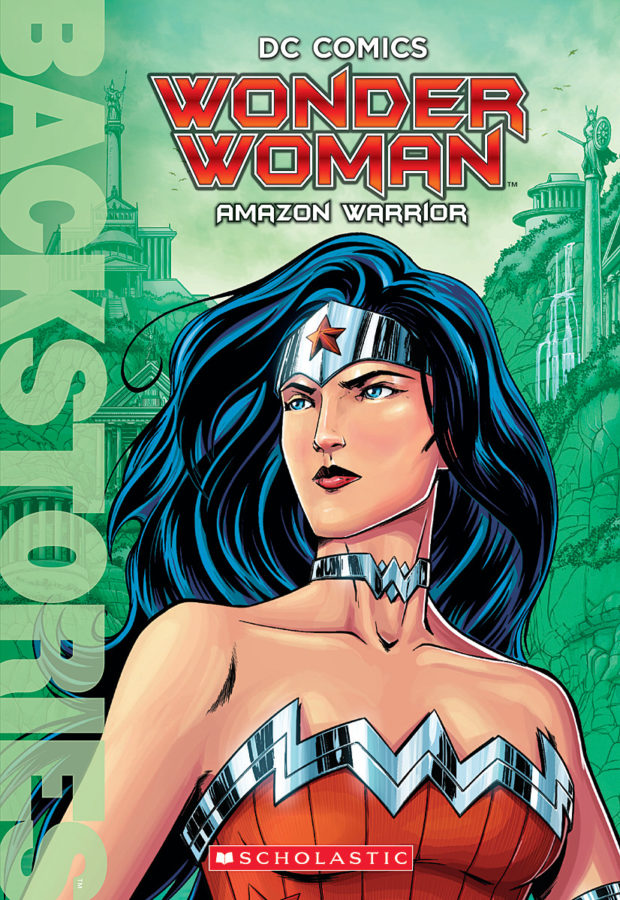 Steve Korte - Wonder Woman: Amazon Warrior