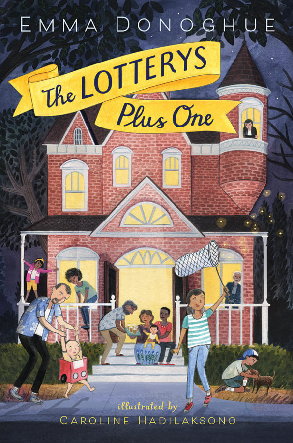 Emma Donoghue - The Lotterys Plus One
