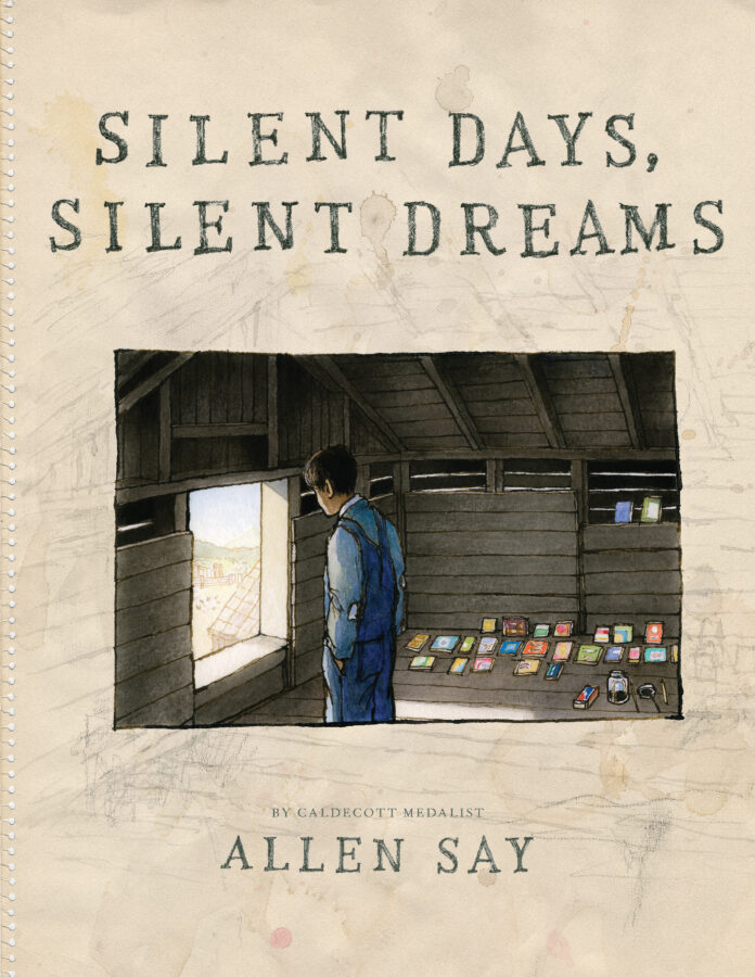 Allen Say - Silent Days, Silent Dreams
