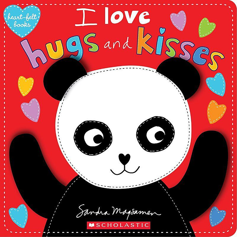 Sandra Magsamen - I Love Hugs and Kisses