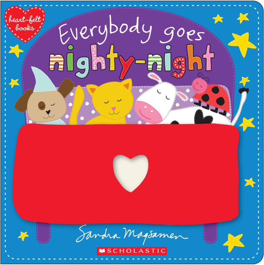 Sandra Magsamen - Everybody Goes Nighty-Night