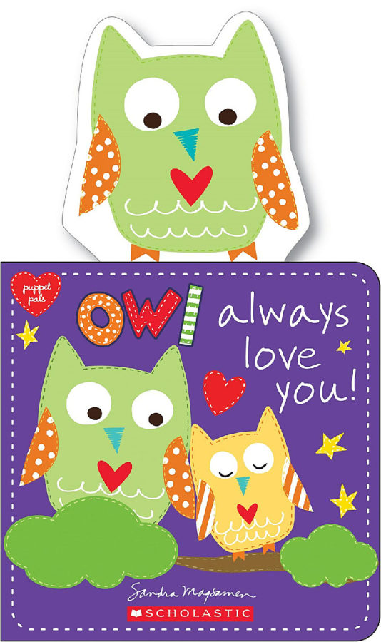 Sandra Magsamen - Owl Always Love You!