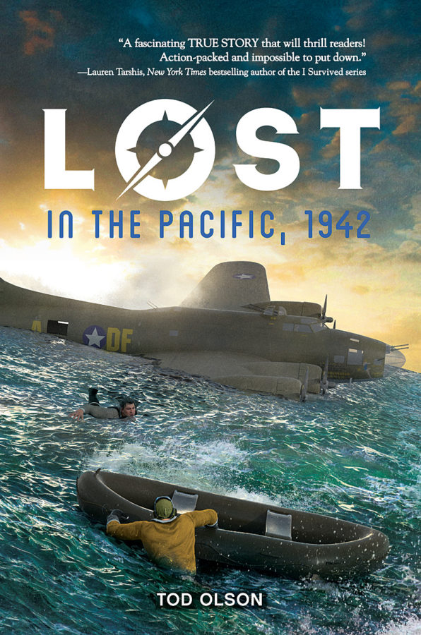 Tod Olson - Lost in the Pacific, 1942