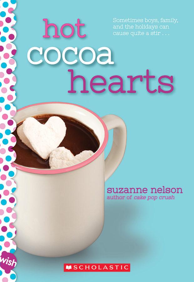 Suzanne Nelson - Hot Cocoa Hearts