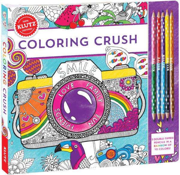Scholastic - Coloring Crush