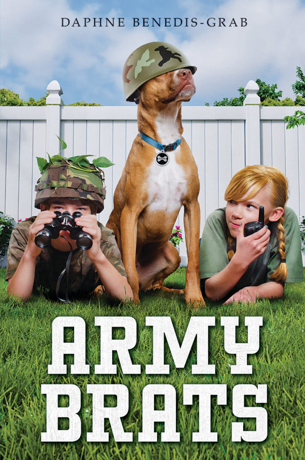 Daphne Benedis-Grab - Army Brats