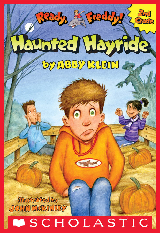 Abby Klein - Haunted Hayride