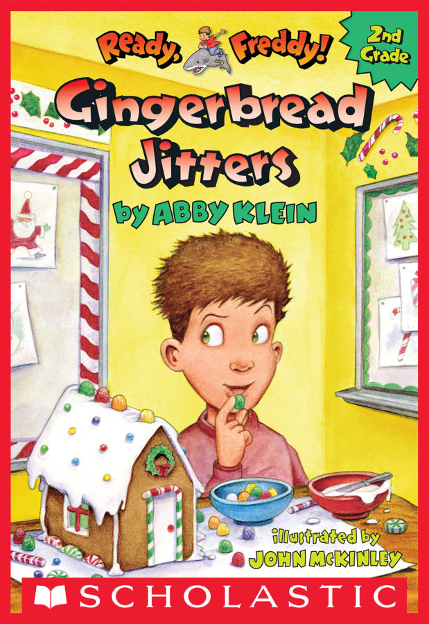 Abby Klein - Gingerbread Jitters