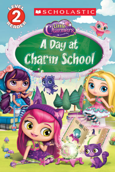 Jenne Simon - A Day at Charm School