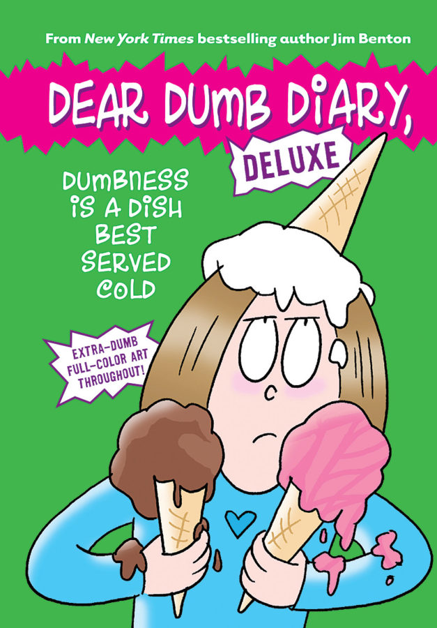 Jim Benton - Dumbness is a Dish Best Served Cold