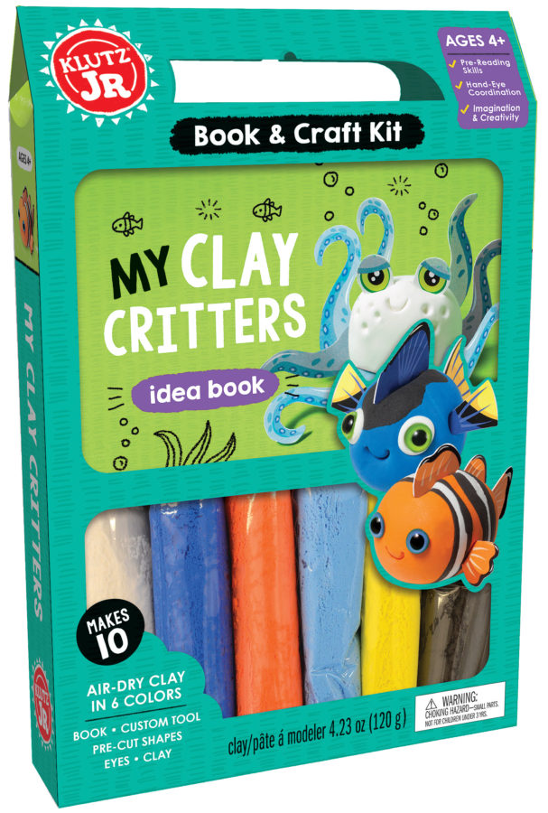 Editors of Klutz - My Clay Critters