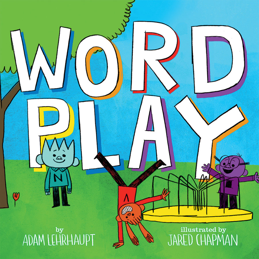 Adam Lehrhaupt - Wordplay