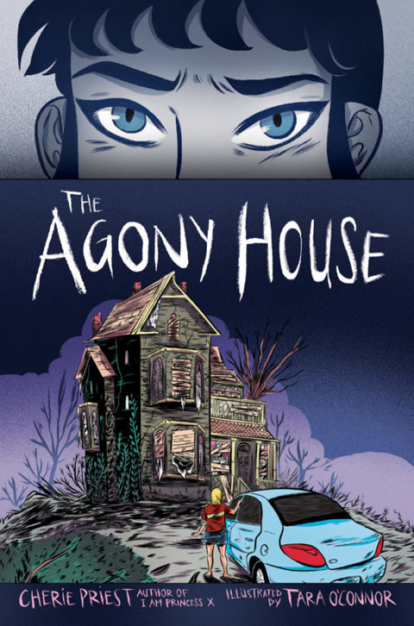 Cherie Priest - The Agony House