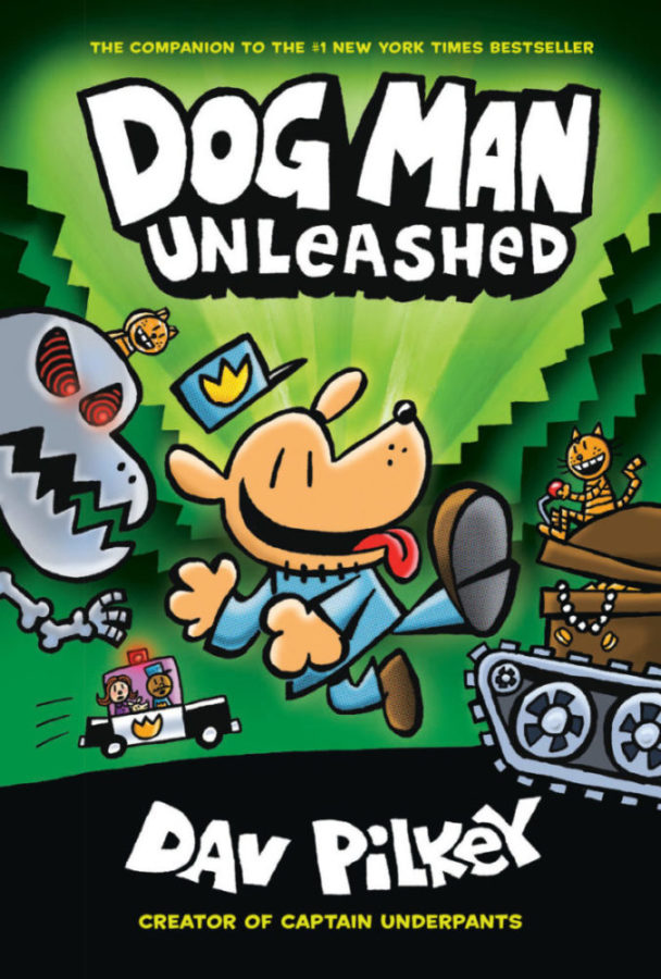 Dav Pilkey - Dog Man Unleashed