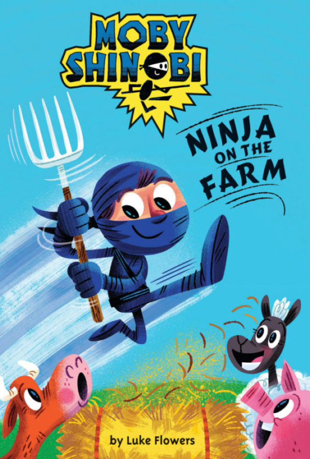 Luke Flowers - Ninja on the Farm