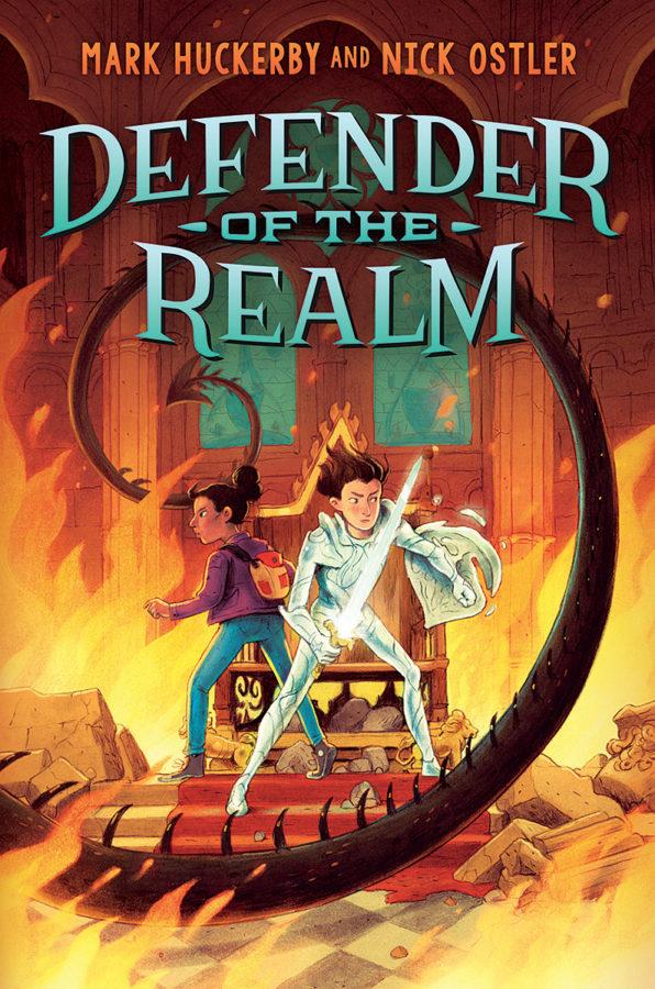 Nick Ostler - Defender of the Realm #1