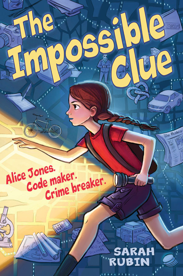 Sarah Rubin - The Impossible Clue