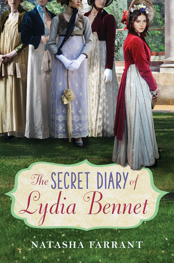 Natasha Farrant - The Secret Diary of Lydia Bennet