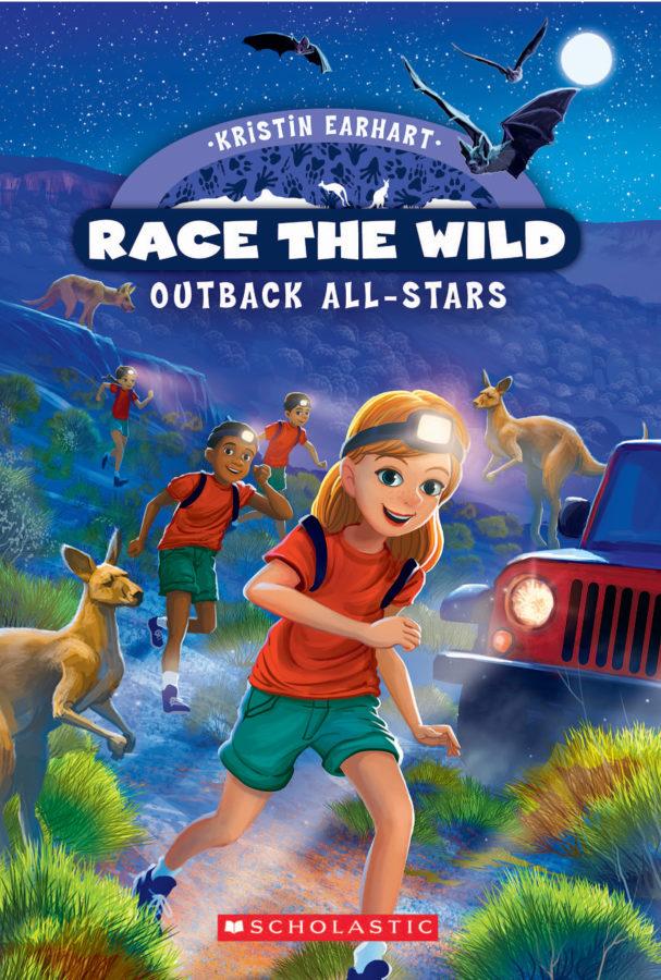 Kristin Earhart - Outback All-Stars