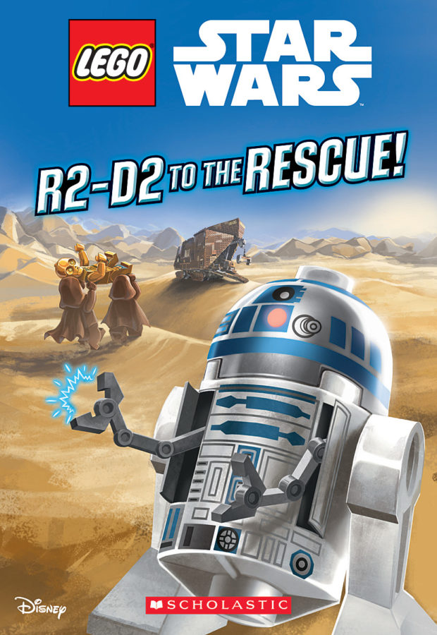 AMEET Studio - R2-D2 to the Rescue!