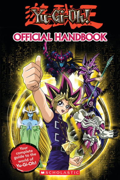 Tracey West - Yu-Gi-Oh! Official Handbook