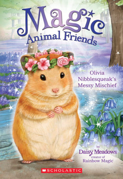 Daisy Meadows - Olivia Nibblesqueak's Messy Mischief