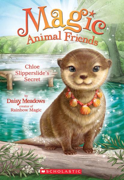 Daisy Meadows - Chloe Slipperslide's Secret