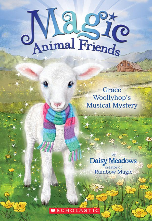 Daisy Meadows - Grace Woollyhop's Musical Mystery
